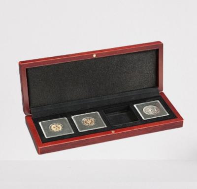 Volterra Münzetui für vier Quadrum-Kapseln