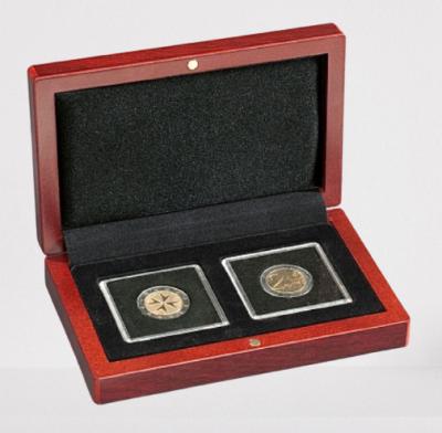 Volterra Münzetui für zwei Quadrum-Kapseln