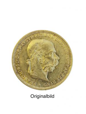 20 Kronen Österreich 1901