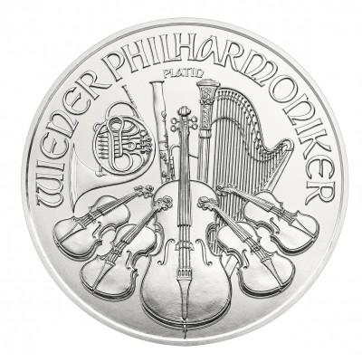 Platin Philharmoniker 1 Unze