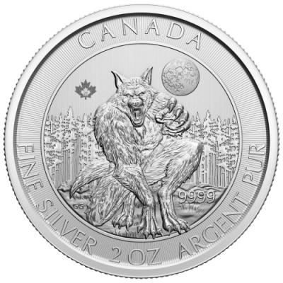 Werwolf 2021 Canada Creatures of the North 2 Unzen Ag